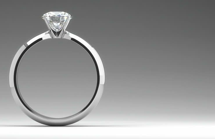 Unknown Facts about Diamond Rings