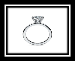 Prong Setting & Solitaire Setting